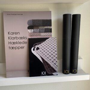 Karen Klarbæk opskriftbøger