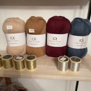 Karen Klarbæk - Pure Organic Wool